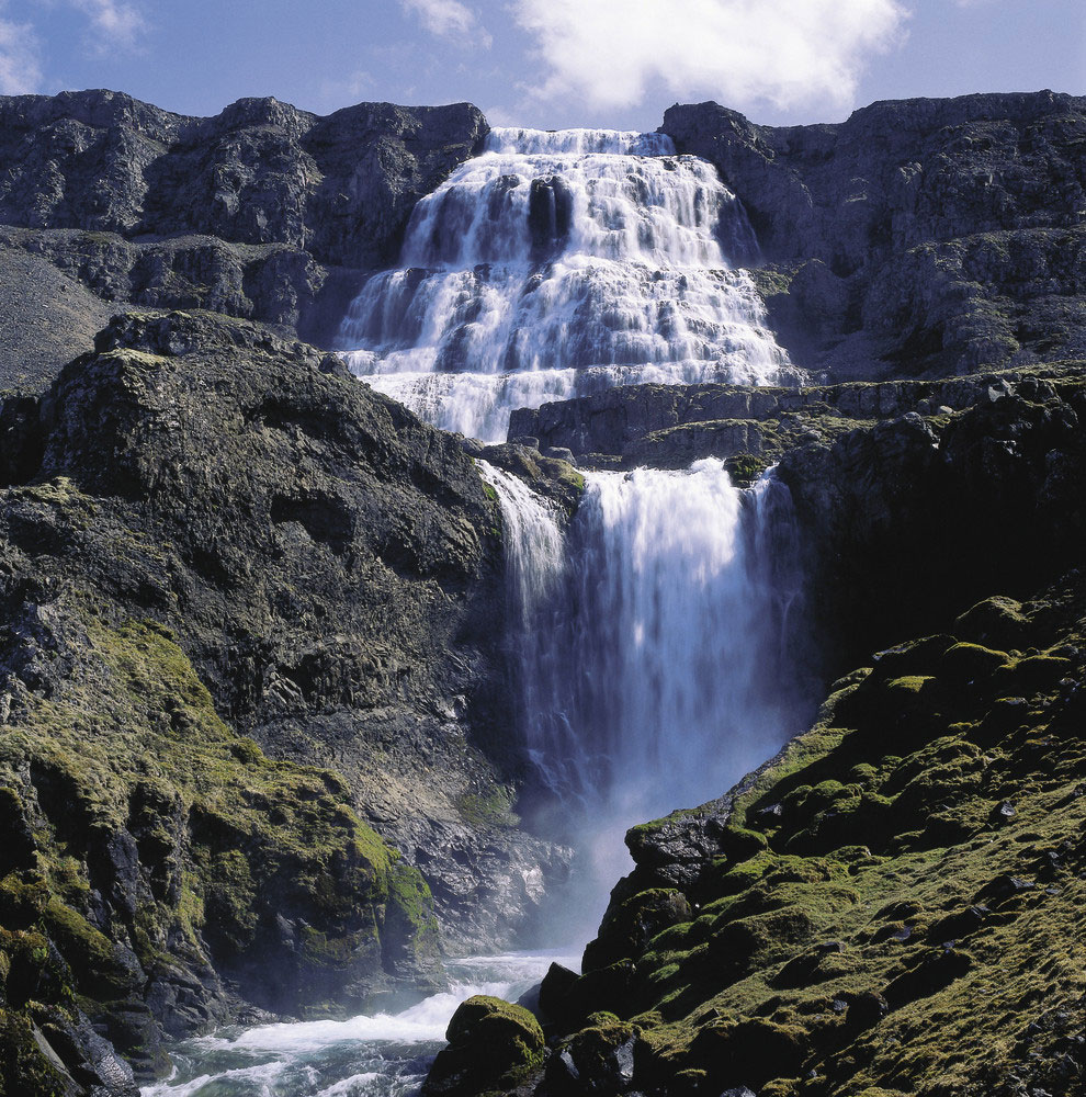 Водопад Дуньянди