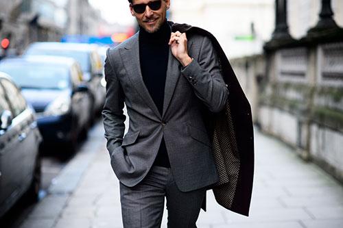 Классический мужской стиль одежды