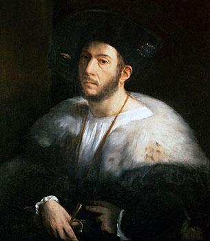 Герцог Чезаре Борджиа