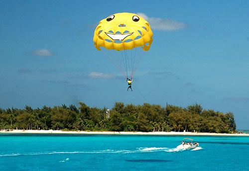 Полет над водой