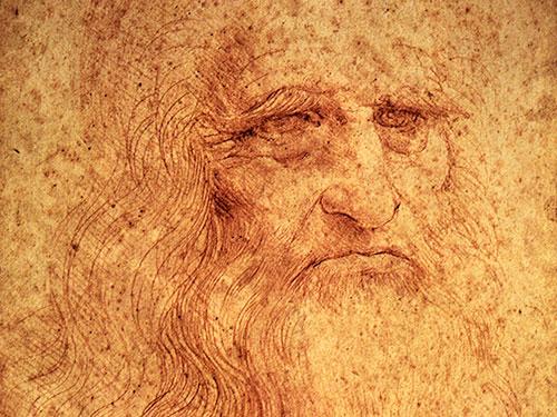 Туринский автопортрет Леонардо да Винчи