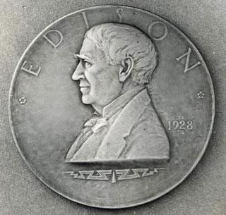 Медаль имени Эдисона