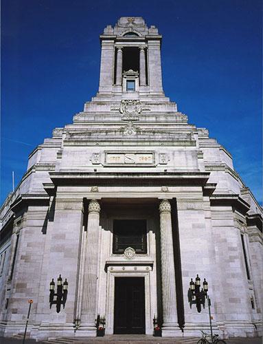 Здание масонской ложи Англии
