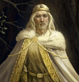 Сын Одина Бальдр Прекрасный