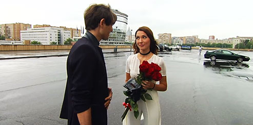 Битва сильнейших экстрасенсов, 2 сезон, 2 серия