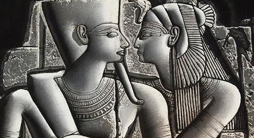 Изида и Осирис