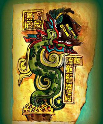 Бог Кукулькан