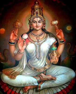 Богиня Деви