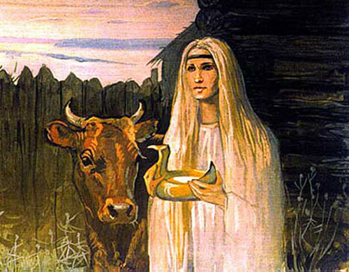 Богиня Зимун