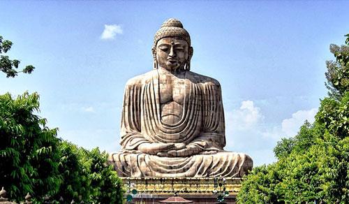 Будда Индии