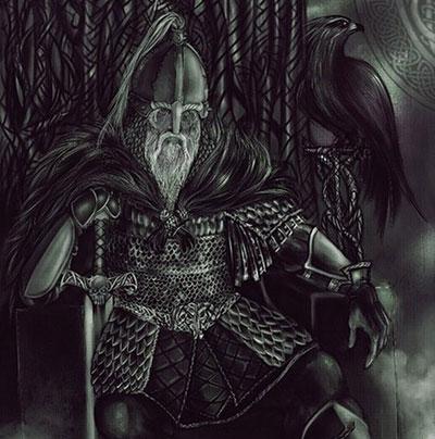 Черный бог Кощей