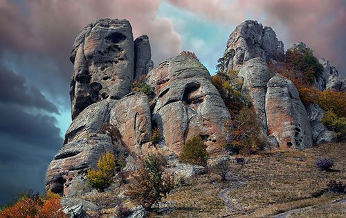Гора Фуна