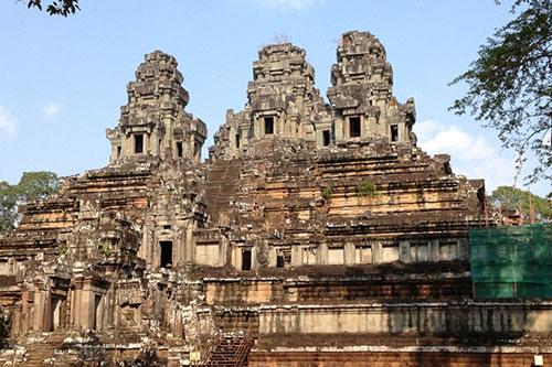 Храм Ацтека