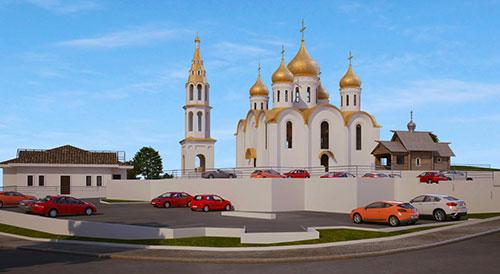 Храм Николая Чудотворца в Лимассоле