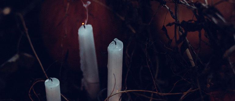 Обряды черной магии на смерть