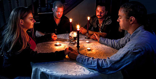 Ритуал за столом