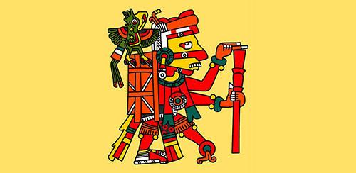 Верховный бог – Тескатлипока