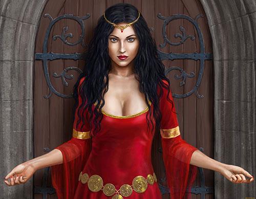 Лилит Царица Темного Мира