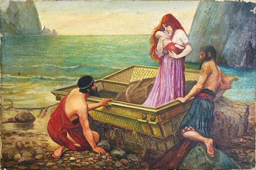 Персей и Даная