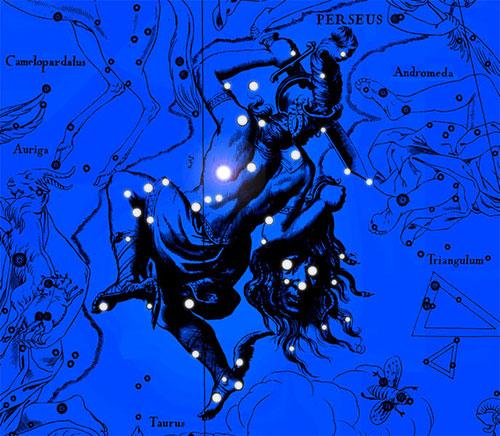 Созвездие Персея