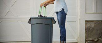 Почему нельзя выносить мусор вечером