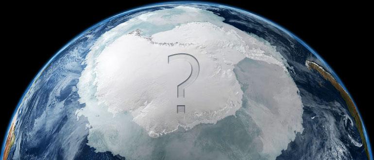Тайны Антарктиды