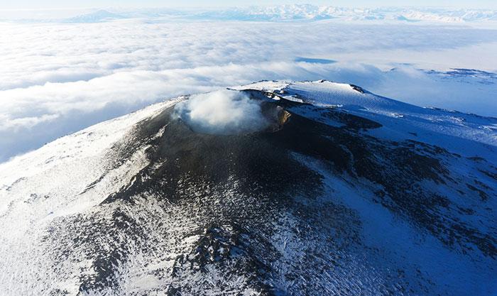 Вулкан Эребус