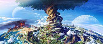 9 Миров в Скандинавской мифологии