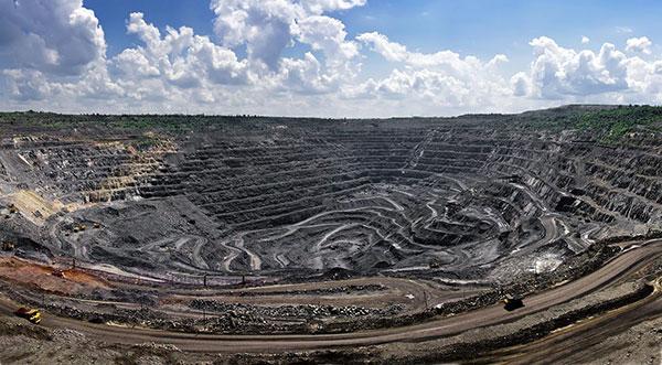 Катлован Курская магнитная аномалия кма
