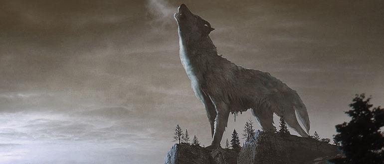 Волк Фенрир